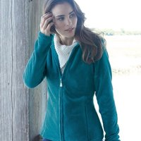 Women's Paonia Hooded Full-Zip Jacket