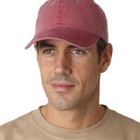 Cotton Twill Essentials Pigment-dyed Cap