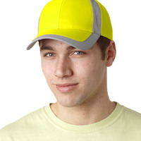 Reflector High-Visibility Constructed Cap