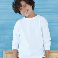 Ultra Cotton Youth Long Sleeve T-Shirt