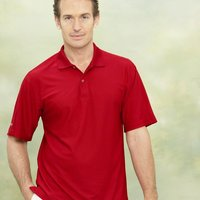 Izod Men's Performance Golf Piqué Polo