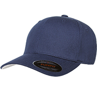 Flexfit 6-Panel Structured Mid-Profile Cotton Twill Cap