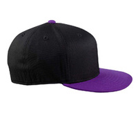 FlexFit Two Tone Flat Visor Cap
