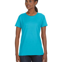 Anvil Ladies' Mid-weight Mid-Scoop T-Shirt