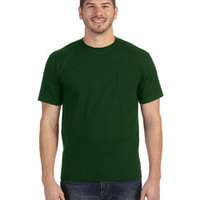 Anvil Midweight Pocket T-Shirt