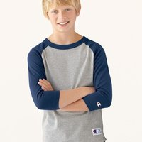 Youth Raglan Baseball T-Shirt