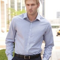 Classic Pincord Spread Collar Shirt