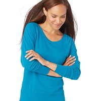 Women's Slouchy French Terry Pullover