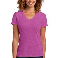 District Made Ladies Perfect Blend ® V Neck Tee
