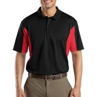 Tall Side Blocked Micropique Sport Wick ® Polo