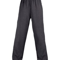 Badger Adult Pro Heathered Fleece Pant With Side Pockets