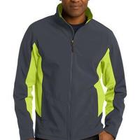 Tall Core Colorblock Soft Shell Jacket