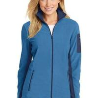 Ladies Summit Fleece Full Zip Jacket