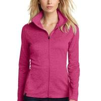 Ladies Pixel Full Zip