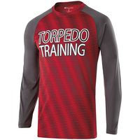 Holloway Long Sleeve Torpedo Shirt