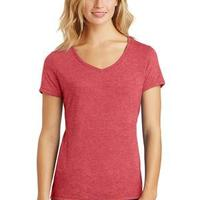 District Made Ladies Perfect Tri ® V Neck Tee