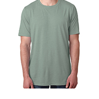 Next Level Men's Poly/Cotton Crew Tee