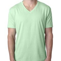 Next Level Men's Premium CVC V-Neck Tee