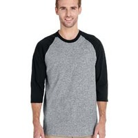 Thorncreek Heavy Cotton ¾-Sleeve Raglan