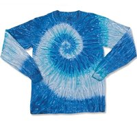Ripple Tie Dye Long Sleeve