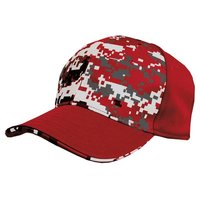 Digital Camo Pro Tech Flex Cap
