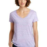 District Made Ladies Cosmic Relaxed V Neck Tee