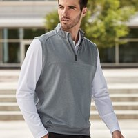 Quarter-Zip Club Vest
