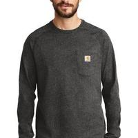 Force ® Cotton Delmont Long Sleeve T Shirt