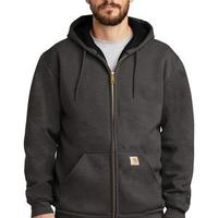 ® Rain Defender ® Rutland Thermal Lined Hooded Zip Front Sweatshirt