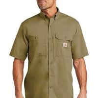 Force ® Ridgefield Solid Short Sleeve Shirt