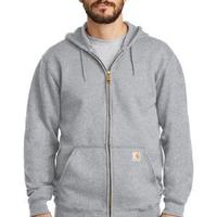 ® Midweight Hooded Zip Front Sweatshirt