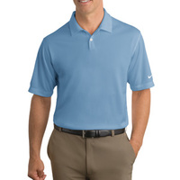 Nike Golf Dri FIT Pebble Texture Polo