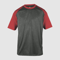 Badger  Adult Pro Heather Sport Tee