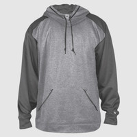 Badger Sport Heather Hoodie