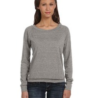 Alternative Apparel Ladies' Slouchy Pullover