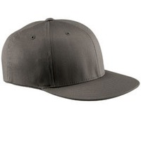 FlexFit Wooly Twill Pro Baseball On-Field Flat Bill