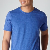 Tultex Unisex Poly-Rich Blend Tee
