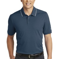 NEW Nike Dri-FIT Edge Tipped Polo