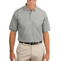 Port Authority Silk Touch™ Polo with Pocket Thumbnail